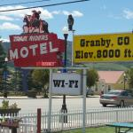 Trail Riders Motel Foto