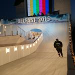 Crashed Ice event in February 2015