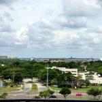 View of nearby area and Disney in Background