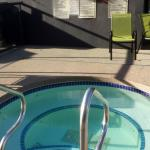 Executive Suites pool - spa