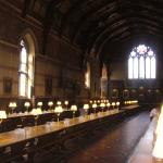 the Hall at Keble College