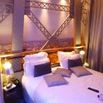 The Eiffel Tower room