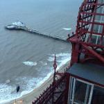 North pier from the tower top