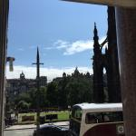 View from Café window