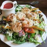 Shrimp Salad. Yum!!!!
