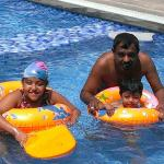 Relax & Rejuvenate with your famly...