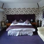 Our lovely comfortable room