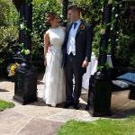 Our beautiful wedding 17/07/2015 at Rossett Hall