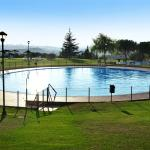 Piscina exterior Club de golf