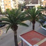 Street view from room