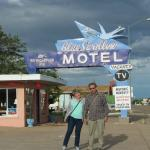 Another Route 66 landmark ticked off........
