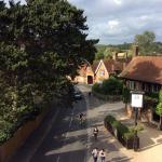 View of part of Beaulieu from windows
