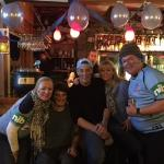 State or Origin night with Sam at the Corroboree Bar!