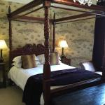 Bed 'Nelson' room