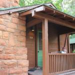 Cabins at Zion National Park
