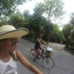 Riding around Tulum!