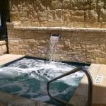 this is the Jacuzzi... Awesome!!!
