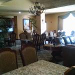 since I can only post 3 photos... i chose this one of the lobby or breakfast area just so you ca