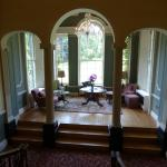Mount Juliet landing on staircase lounge