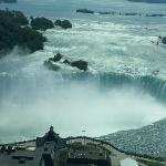 Horseshoe Falls from our room