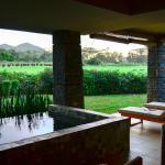 Plunge Pool and Veranda