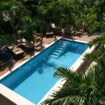 Finally we add a great pool in OASI, view from apt. #4
