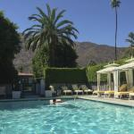 Avalon Hotel Palm Springs Foto