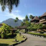 Foto van Damai Beach Resort