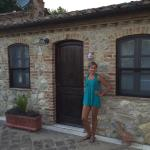 great location, lovely people, incredible food! this is the paradise of tuscany! elena and her t