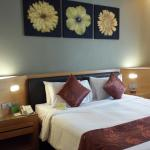 Photo de The Gardens Hotel & Residences-St Giles Grand Hotel