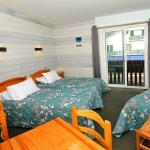 Chambre Triple Hotel Le Rond Point
