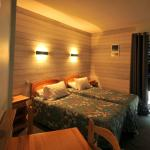Chambre Twin Hotel Le Rond Point