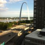 Foto de Hampton Inn - St. Louis Downtown at the Gateway Arch