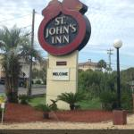 Where we really stayed....