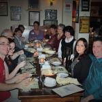 CIE Tour Group at The Merry Ploughboy Pub
