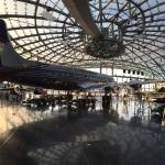 Red Bull Hangar 7 interior