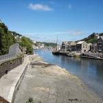 The view of Looe