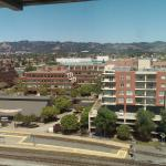 View looking to the East Bay Hills