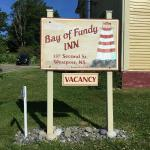 Foto di Bay of Fundy Inn
