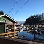 Foto de Telegraph Cove Resort