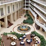 Interior - Embassy Suites Old Town Alexandria.