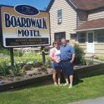 Foto de Boardwalk Motel