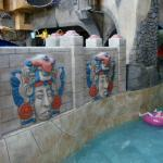 Indoor Water Park Decor