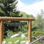 Entry to Wildflower Inn