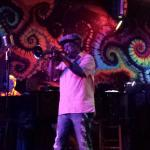 Kermit Ruffins at the Blue Nile
