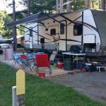 Foto de Wells Beach Resort Campground