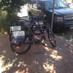 Free bikes to hire at university inn