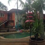 Travellers Oasis Backpackers resmi