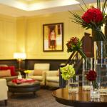 The Dunhill Hotel Lobby Floral Arrangement