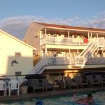 Foto van Mainsail Motel & Cottages